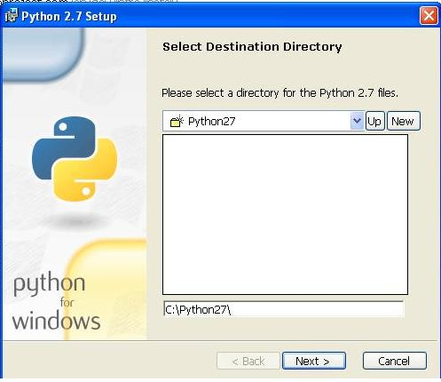 GUIDE: setting up django on Eclipse on Windows XP (1/6)